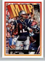 2018 Donruss MVP NFL Football Card Base Insert or Holo Pick From List