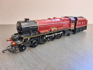 Triang Hornby OO R258 LMS Princess Elizabeth 6201 Locomotive, with Synchrosmoke