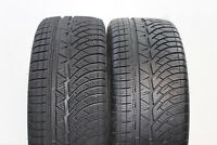 2x Michelin Pilot Alpin PA4 225/40 R18 92H XL M+S MO, 7,5mm, nr 7294