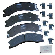 Disc Brake Pad Set-Premium Copper Free Ceramic BPR Disc Brake Pad Rear,Front