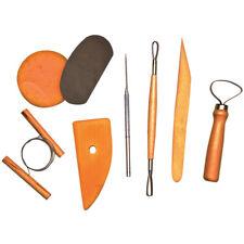 Pro Art Pottery Tool Kit 8/Pkg-