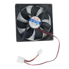 New 4Pins 120mm Case Fan 12V 40CFM PC CPU Computer Cooling Black