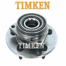 Ford F-150 4WD 2-Wheels ABS Front Wheel Bearing and Hub Assembly Timken 515017