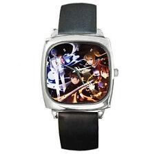 Shakugan no Shana ultimate leather wrist watch boys girls watch