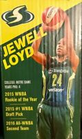 Rare Signed Jewell Loyd #24 Seattle Storm WNBA Bobblehead Bobble Head New In Box