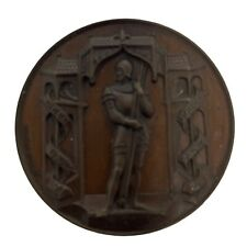 1886 Switzerland Luzern, Medal, BRONZE, DK150 Battle Sempach