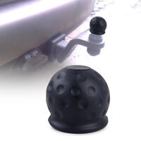 1 7//8 /& 2/'/' Ideal Towball Hitch Ball Cover Protector Rubber Trailer Ball 50mm