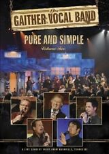 NEW--Gaither Vocal Band - Pure & Simple 2 (DVD, GAITHER GOSPEL)