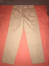 "POLO BY RALPH LAUREN  CHINO TROUSERS  W38 L34""  0815"