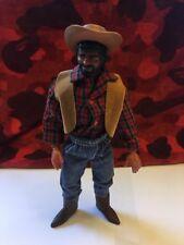 Vintage Mattel Big Jim Action Figure Lot Pack Whip Cowboy Good Shape
