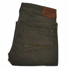 Lee Jeans Mens Modern Series Straight Fit Pants Stonewashed Colored L342