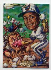 1993-1995 Cardtoon ROBERTO ALOMAR Rare ALAMODE NICKNAME CARD 3 Toronto Blue Jays