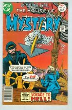 House of Mystery #250 February 1976 Vg Voyage to Hell