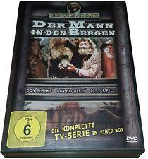 Der Mann in den Bergen - Die Komplette TV-Serie - 37 Episoden 10 DVDs