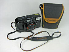 Used Canon Sure Shot AF35M II (Autoboy 2) 35mm P&S (Film) Camera w/ Strap & Case