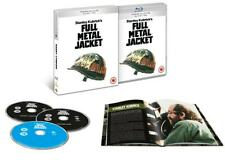 Blu Ray and DVD  FULL METAL JACKET. Stanley Kubrick. Premium collection. New.