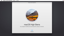 Mac OS High Sierra 10.13 bootfähig bootable USB Stick