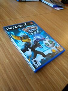 Ratchet & Clank 2: Locked and Loaded (Sony PlayStation 2, 2003) - European Vers…