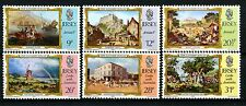 Jersey 1984 SG#344-9 Links With Australia MNH Set #A57900