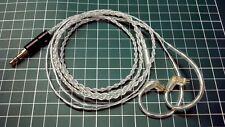 6N OFHC  upgrade cable for Westone W4R UM3RC UM2RC