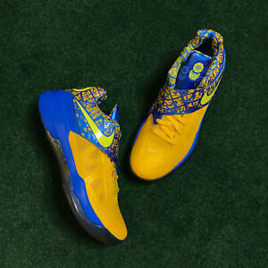 Nike Air Zoom KD IV 4 Scoring Title Size 11.5 473679-703 Brand New DS RARE