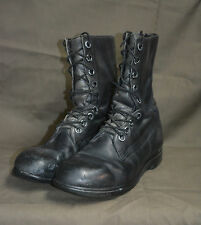 Used Canadian military combat boots size 8 1/2  ( z-42 )