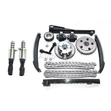 Timing Chain Kit+Phasers+VVT Valves For 2004-2011 Ford F-150 F-250 Lincoln 5.4L