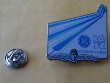 LONDON 2012 Olympic GE (General Electric) SWIMMING sponsor rare pin