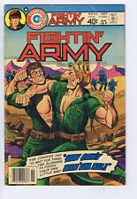 Fightin' Army #142 Charlton 1979