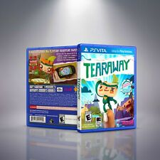 Tearaway - PlayStation Vita Cover and Case. NO GAME!!