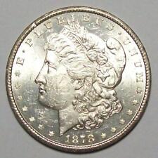 1878-CC  MORGAN DOLLAR  Difficult Date Nice BU  #30B99