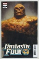 FANTASTIC FOUR #1 MARVEL comics NM 2018 ARTGERM Stanley Lau THING