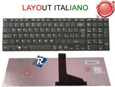 TASTIERA Italiana nera per Toshiba Satellite C50 C50A C50D C55 C55D Serie