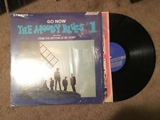 Moody Blues Go Now Rock shrink Record lp VG++