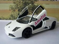 PERSONALISED NAME Gift Lamborghini Toy Car Girls Mum Model Birthday Pink Present
