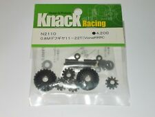 Knack Racing N2110 Upgrade Diff Internal Gears (11T/22T) For Kyosho V-One RRR