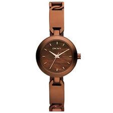 Donna Karan  Women's Essential' Collection Bronze Bracelet Watch - NY8616