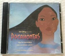Pocahontas Original Motion Picture Soundtrack (CD, Disney) Canadian