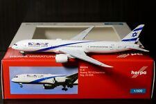 Herpa Wings 1:500 El Al Boeing 787-9 Dreamliner 531214 4X-EDA Rare