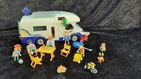 4859 Camper Familien Wohnmobil  ähnlich 6671 Möbel Playmobil 7382 Family Fun*HYP
