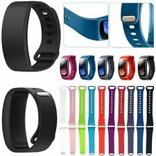 Sports Silicone Watch Band Strap For Samsung Galaxy Gear Fit 2/Pro /SM-R360 R365