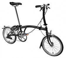 Brompton S2L 2018 2 speed folding bicycle