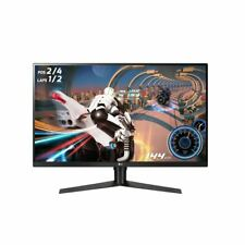 "LG 32GK650F-B 32"" WQHD 144Hz DP HDMI FreeSync Gaming LED Monitor 2560 x 1440"