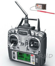 Flysky FS-T6-RB6 FS 2.4GHz RC Helicopter Transmitter 6CH 6 Channel Radio Mode 2