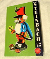 Magic of Nutcrackers Steinbach Jubilee Guide Collector's Hardback Autographed
