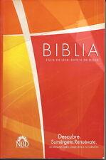 NEW - Biblia economica NBD (Spanish Edition) by NBD-Nueva Biblia al Dia