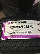 1 New 235 65 16 Nexen Roadian CT8 HL 10 Ply Commercial Tire