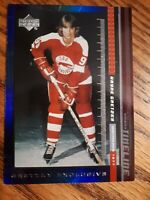 1999-00 UD WAYNE GRETZKY EXCLUSIVE Hockey Cards (UPick from the List $2.50 each)