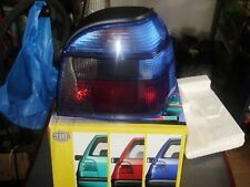 VW Golf 3 Mk3 Cabrio Mk4 GT GTI 16V TDI VR6 HELLA Blue Euro  Light 1 right piece