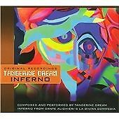 Tangerine Dream - Inferno (2009)  CD  NEW/SEALED  SPEEDYPOST